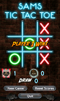 Screenshot of Tic Tac Toe 6 Themes Sams