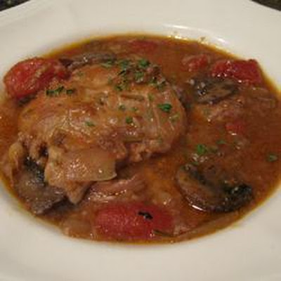 Coq Au Vin With Port