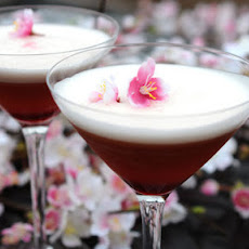 Toast The Arrival Of Spring With A Sweet Cherry Blossom Cocktail