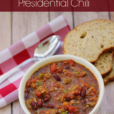 Presidential Chili