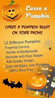 Screenshot of Carve a Pumpkin!