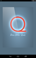 Screenshot of Devo Bible Quiz