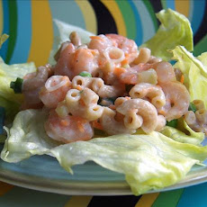 Low-Fat Shrimp Pasta Salad