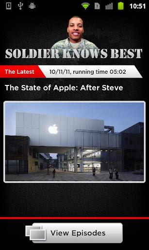 【免費生活App】SoldierKnowsBest-APP點子