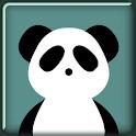 쥬스킨 팬더 카카오톡 테마 icon
