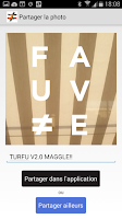 Screenshot of FAUVE PRISME