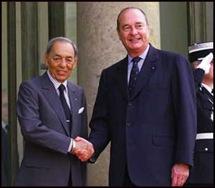 Konig_HassanII_38_mit_Prasident_Jaques_Chirac