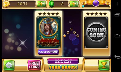 Slots - Pirates Way - screenshot