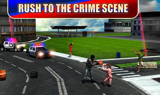 Police Arrest Simulator 3D - screenshot