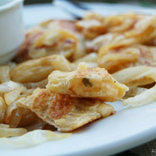 Potato and Cheese Pierogies