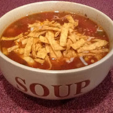 Easy Incredible Taco Soup