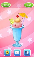 Screenshot of Ice Cream Now-Cooking Game