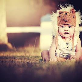 Azriel by Nhynk Litod - Babies & Children Babies ( azriel, baby, cute )