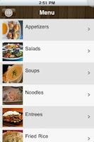 Screenshot of Bangkok Cuisine