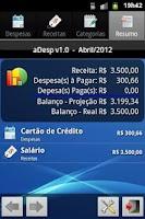 Screenshot of aDesp