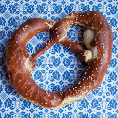 Laugenbrezel (Traditional German Pretzels)