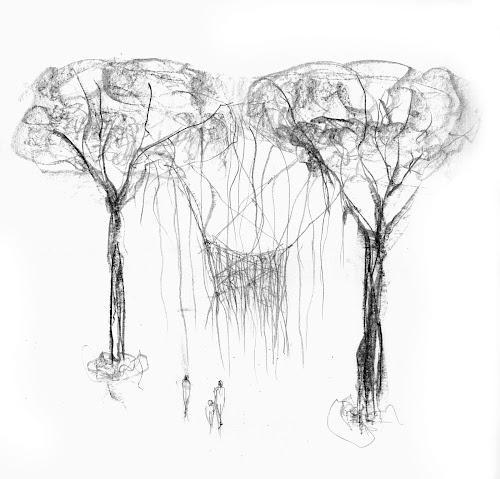 <p> La Manigua concept sketch by Diego Samper</p>