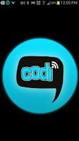 Screenshot of Codi