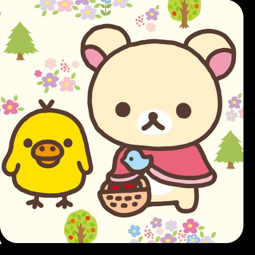 Rilakkuma Theme 19 個人化 App LOGO-APP試玩