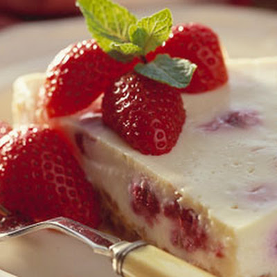Red Berry Cheesecake