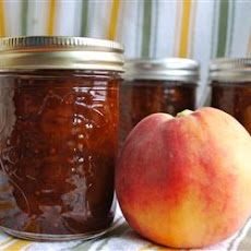 Spicy Peach Chutney