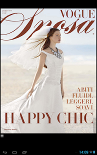 VOGUE SPOSA - screenshot