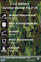 Screenshot of Survival Guide