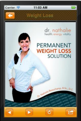 Free Weight Loss App