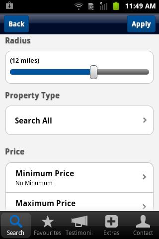 【免費生活App】Spire Estate Agents-APP點子