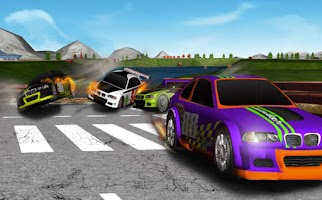 Screenshot of car drift racing game free