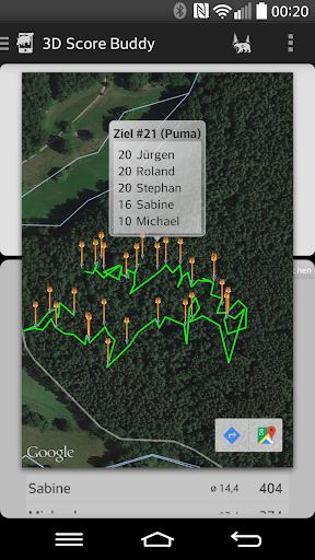 3D Score Buddy - screenshot