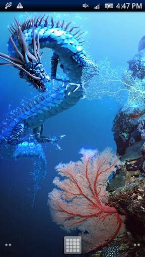 Aqua Dragon-HEALING 06