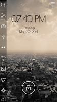 Screenshot of Cityscape - Start Theme