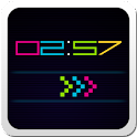 Neon Go Launcher EX Locker icon