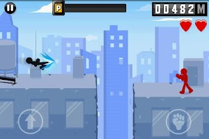Screenshot of Stick Fighter 2