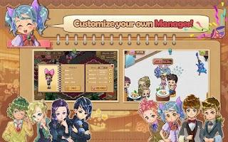 Screenshot of My Restaurant