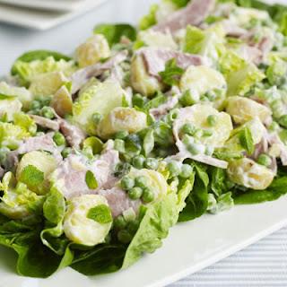 Ham Lettuce Salad Recipes