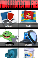 Screenshot of Virus Protection Free