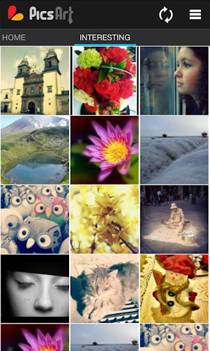 picsart-photo-studio for android screenshot