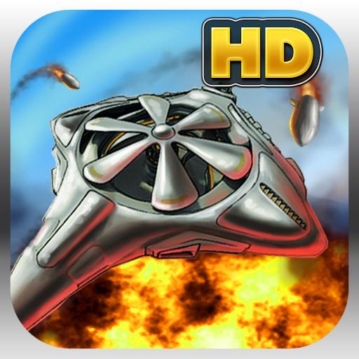Missile rain HD 街機 App LOGO-APP試玩