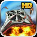 Missile rain HD icon