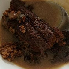 Yummy, Scrummy, Sticky Toffee Pudding