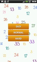 Screenshot of Brain Quiz - Find the Number