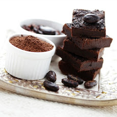 Raw Date Brownies