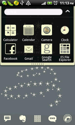 【免費個人化App】Christmas Theme 4 Go Launcher-APP點子