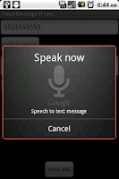 Screenshot of VoiceMessage (Ad Supported)