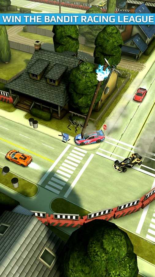 Smash Bandits Racing Screenshot 13