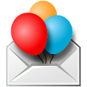 Birthday Postcards icon