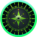 Easy Compass Live Wallpaper icon