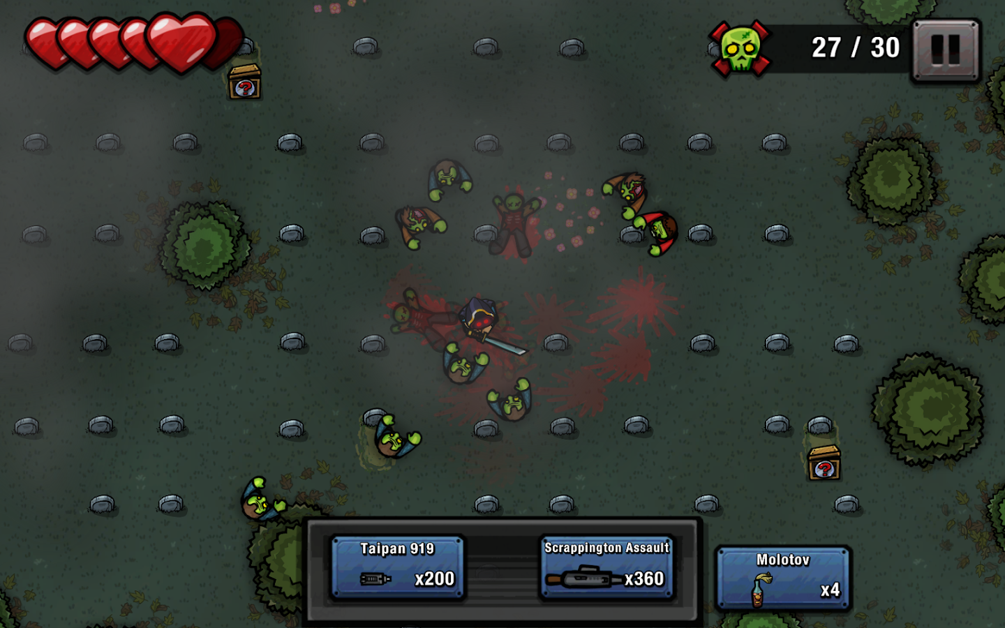 Zombie Scrapper Screenshot 8